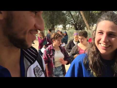 The Program: Shorashim | Habonim Dror North America Israel