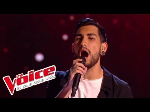 Dilomé - «Savoir Aimer» (Florent Pagny) | The Voice 2017 | Live