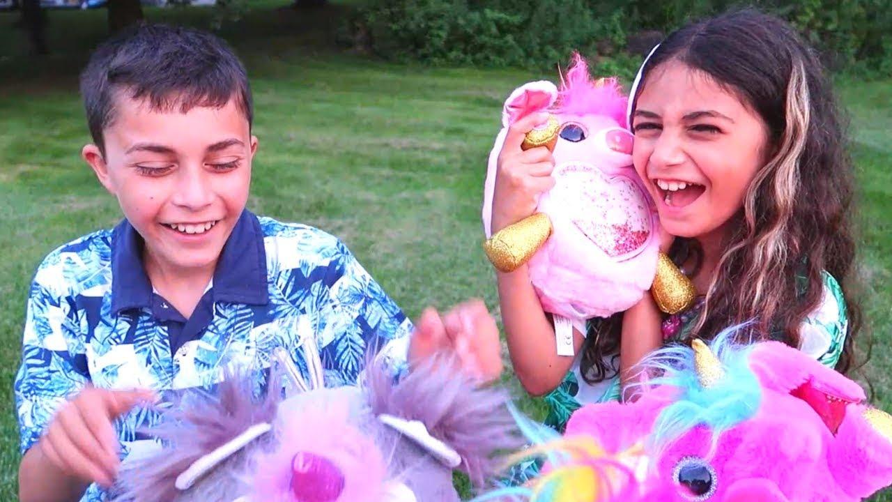 Heidi dan Zidane mengajarkan permainan mainan mendidik keluarga untuk anak anak