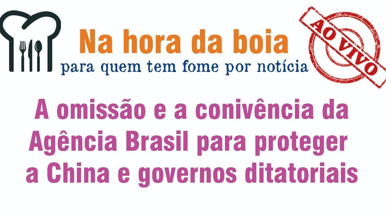 "Na hora da boia - Esquerda continua ""mandando"" na Agência Brasil"