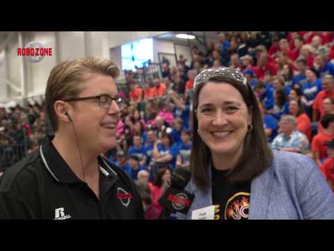 Patricia Poppe Interview (Michigan State Championship)