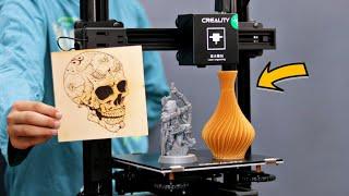 Wow! Amazing 3d Printer   Creality Cp-01