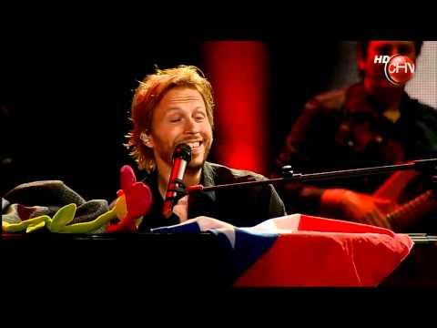 Ver Video de Noel Schajris Noel Schajris - Mientes tan bien & Que lloro (live) Viña del Mar 2011 HD
