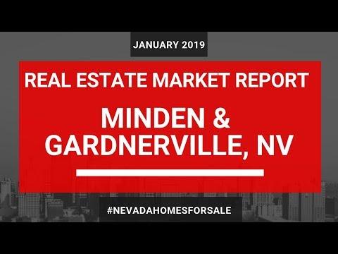 Minden & Gardnerville NV Real Estate Market Report January 2019   Nevada Homes For Sale