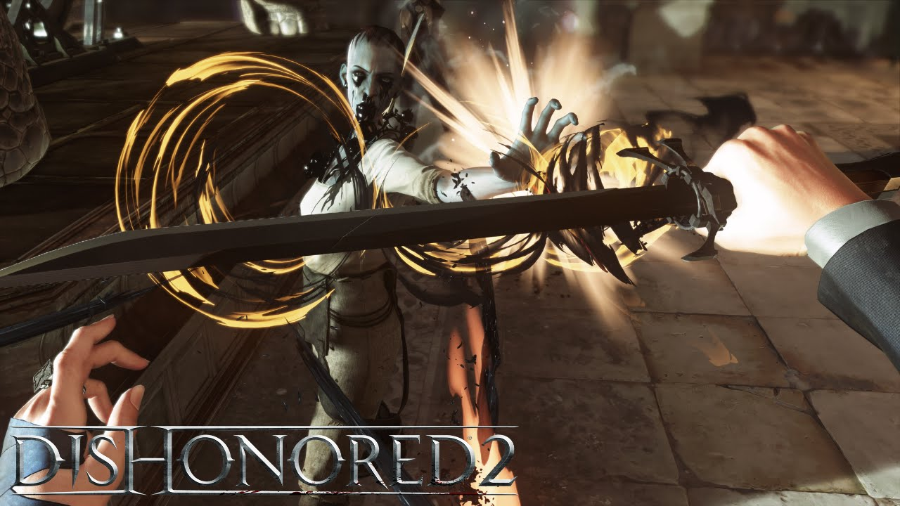 dishonored 2 exclusive characters