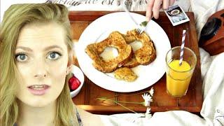 Treat Yo Self! | Valentines Day French Toast!