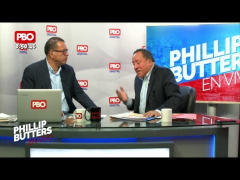 Phillip Butters EN VIVO