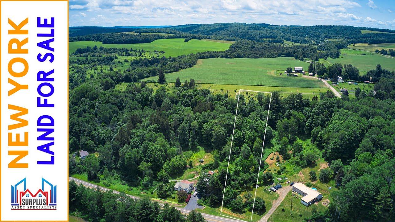 9585 State Route 79, Lisle, New York - New York Land For Sale  - www.WeSellNewYorkLand.com