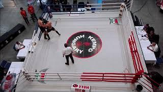 Oborzil Szilárd - TKO Victory At TEK 2018