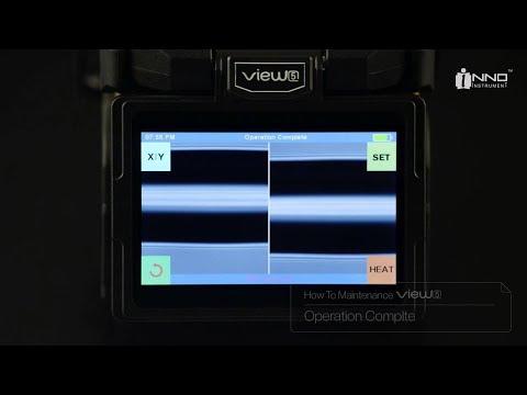 INNO View 5 Core Alignment Fibre Splicer Maintenance