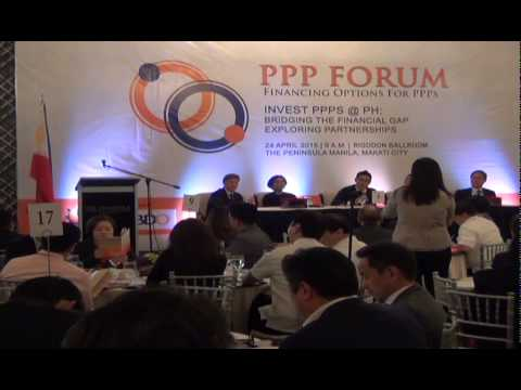 Session Two Part 2 of 2: Project Financing of PPPs – Challenges in Emerging Markets