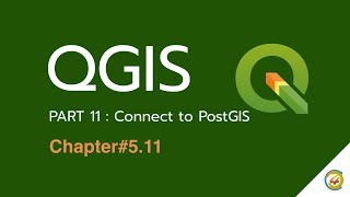 qGIS Tutorial: Connect to PostGIS database EN