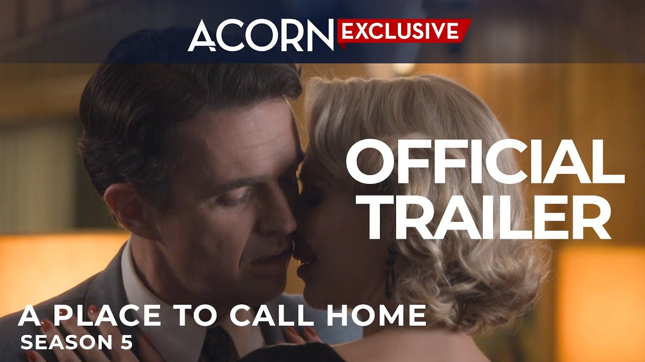 a place to call home series 1 buy online drama buy a place to call home Acorn TV Exclusive | A Place To Call Home Season 5 Trailer