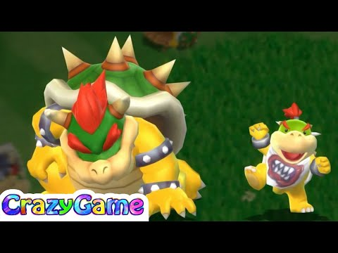 Mario Party 9 Step It Up #74 (Free for All Minigames)