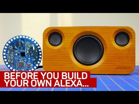 5 things to consider before building a DIY Alexa speaker Mp3