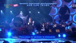 Video On Rainy Days - Ailee live / B2ST (Hangul/Romanización/Sub esp) download MP3, 3GP, MP4, WEBM, AVI, FLV Juli 2018