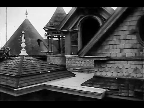Winchester Mystery House Documentary (1963) - Lillian Gish