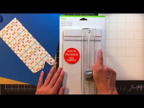 Cricut Paper Trimmer Review