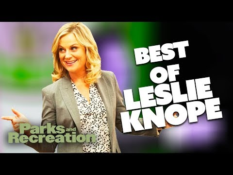 The Best Of Leslie Knope   Parks And Recreation   Comedy Bites