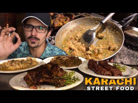 RAMAZAN SPECIAL - FRY MALAI BOTI in KARACHI - Pakistani Street Food - BEST BBQ