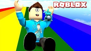 SLIDE DOWN 999,999,999 FEET IN ROBLOX! | MicroGuardian