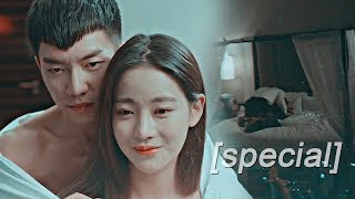 [special mv] Seon Mi and Oh Gong kisses. (Hwayugi)