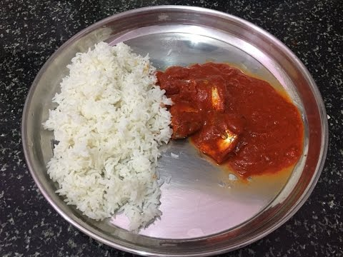 Fish Masala - Mangalore Style
