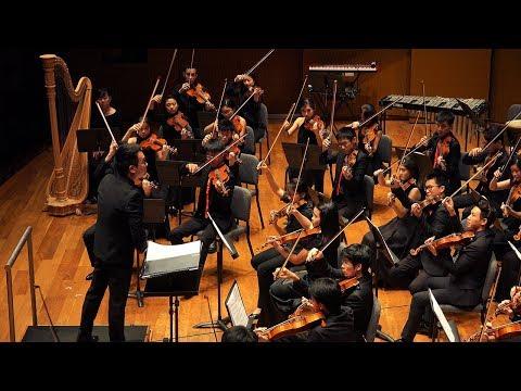Symphonic Poem Gada Meiren 嘎达梅林交响诗 - Asian Cultural Symphony Orchestra 亚洲文化乐团