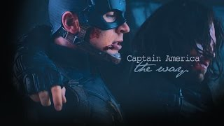 Captain America Trilogy   The Way