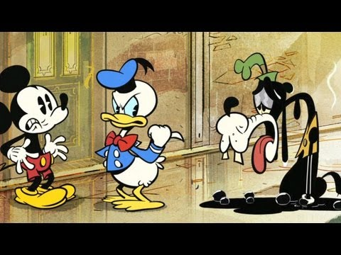 Stayin' Cool | A Mickey Mouse Cartoon | Disney Shows