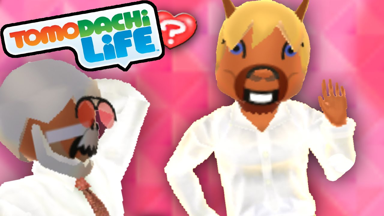 Uncategorized Love Tester Deluxe tomodachi life 3ds creepy horse love test mickey mouse mii gameplay walkthrough part 15 nintendo youtube
