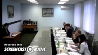 Конфликт с Севруком и Дзюбой (Собеседование на прокуроров) ч.2