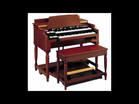 Hammond B3 Rock Improvisation Igor Crimean Present 731 1