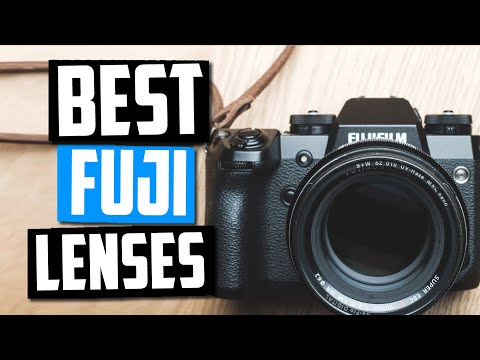 Best Fuji Lenses in 2020 - Top 5 Picks & Things You Should Know