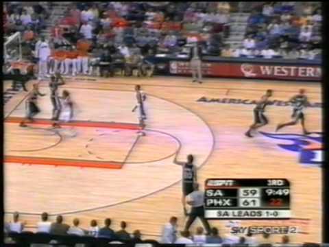F.Tranquillo & F.Buffa - San Antonio @ Phoenix - 2005 WCF - Game 2