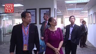 US ambassador to Malaysia visits NSTP headquarters
