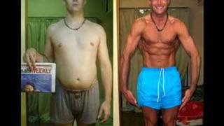 6 Months In 66 Seconds: Weight Loss Time Lapse
