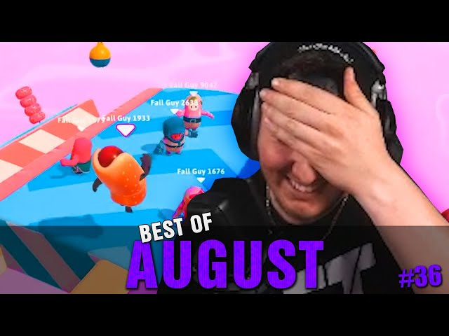 DERENNOs entspanntes Level | BURNING85 holt sie alle! [GERMAN STREAMER COMPILATION August 2020]