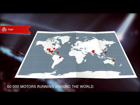 Driven to perform | Hägglunds Drive Systems around the globe