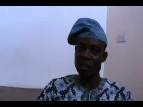 THE POTENCY OF AGBADA .wmv