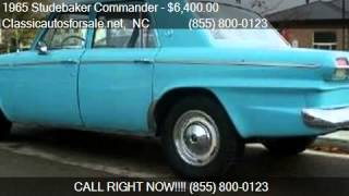 1965 Studebaker Commander  for sale in Nationwide, NC 27603 #VNclassics