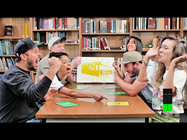 WERE ON A TV SHOW! MTVS SILENT LIBRARY: 2019 EDITION!