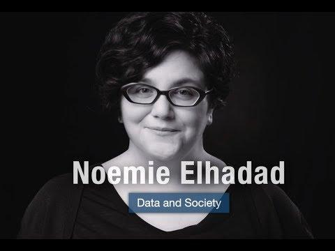 The Columbia Commitment | Meet Noémie Elhadad