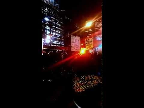 Protesting Eric Garner Decision