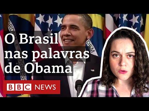 Em livro, Obama relata reza ao pé do Cristo e rumores de 'propina bilionária' no governo Lula