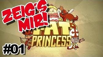 Zeig´s Mir, Du Fette Prinzessin (PS3 Gameplay Video)