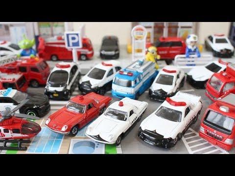 パトカーいっぱいイベントモデルマツダ コスモスポーツ パトロールカー仕様 トミカ博