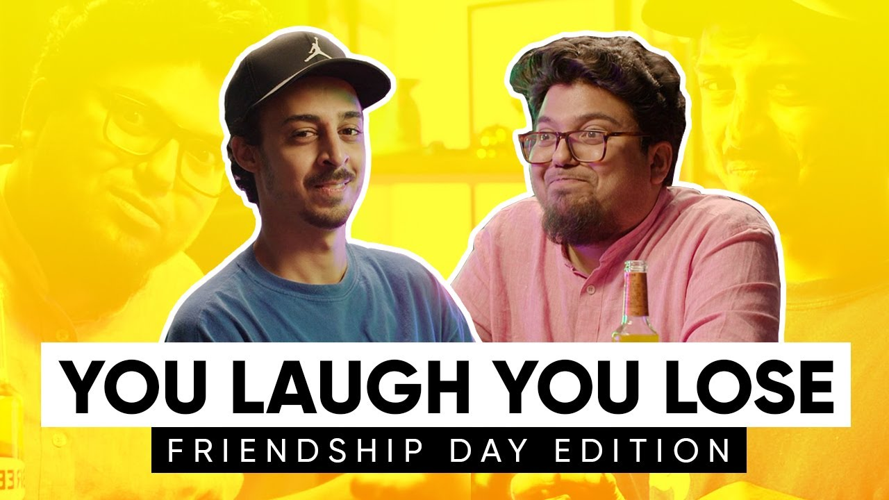 You Laugh You Lose I Friendship Day Edition I Jordindian
