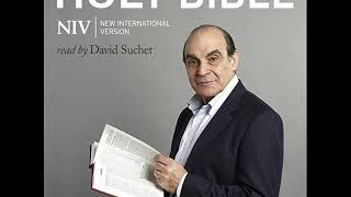 The book of Psalms 1-50 read by David Suchet