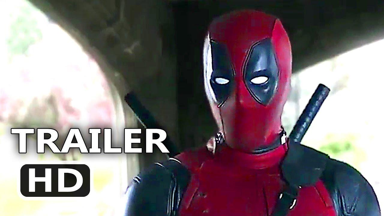 DEADPOOL Oscar Consideration Trailer (2017) Ryan Reynolds ...